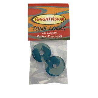 TONE LOCKS BRIGHTVISION GUITARS STRAP LOCKS